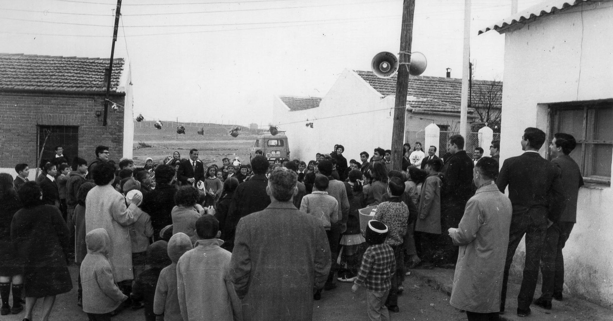 Inauguración en 1965